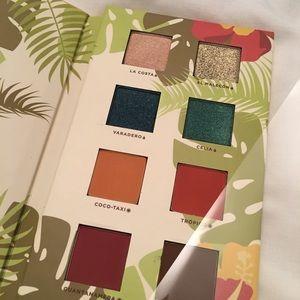 Alamar eyeshadow palette